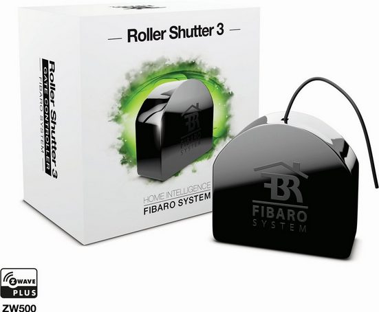 Fibaro »Roller Shutter 3« Smart-Home-Steuerelement