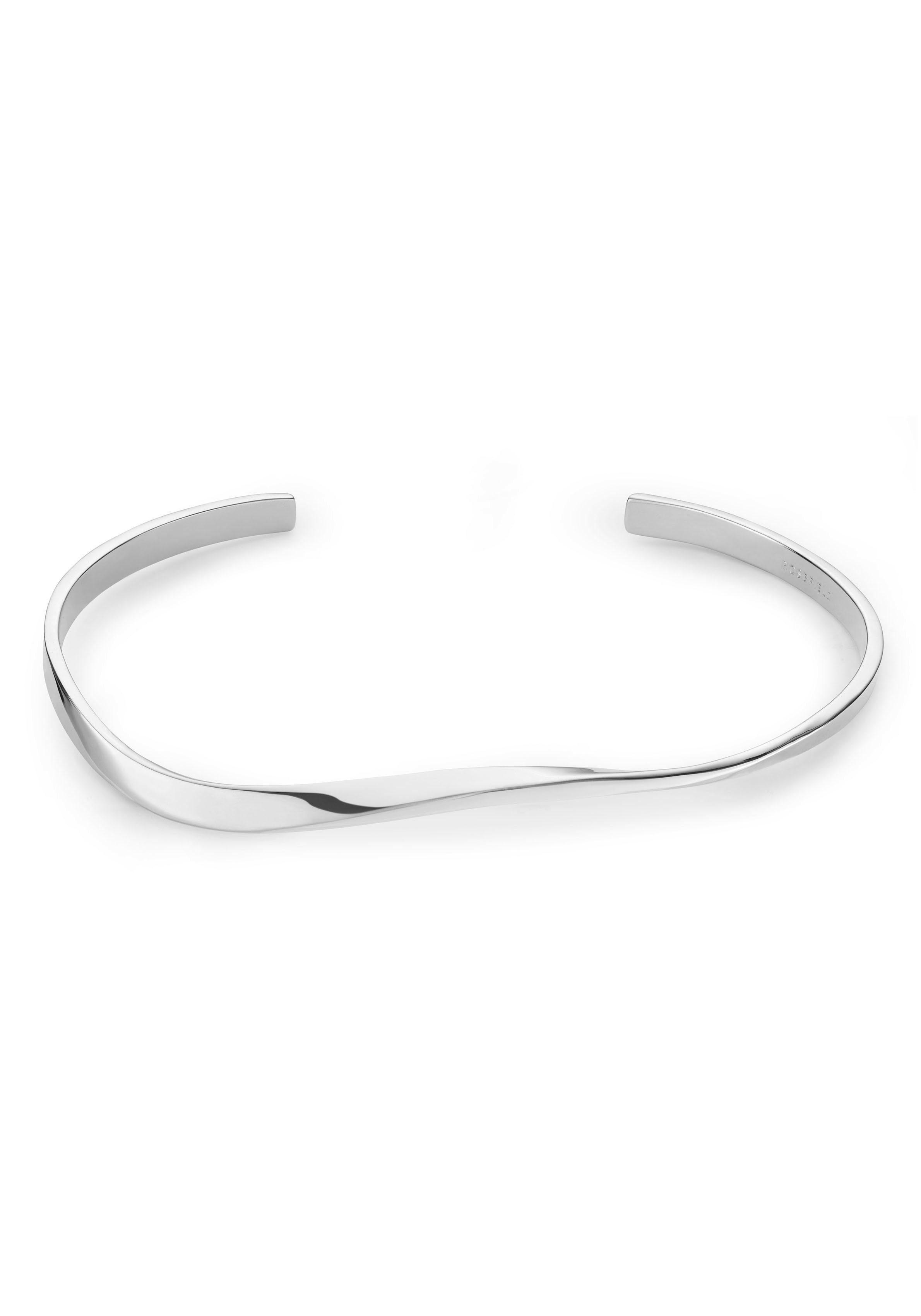 ROSEFIELD Armspange »Iggy Twisted bangle silver, JTWBS-J077«