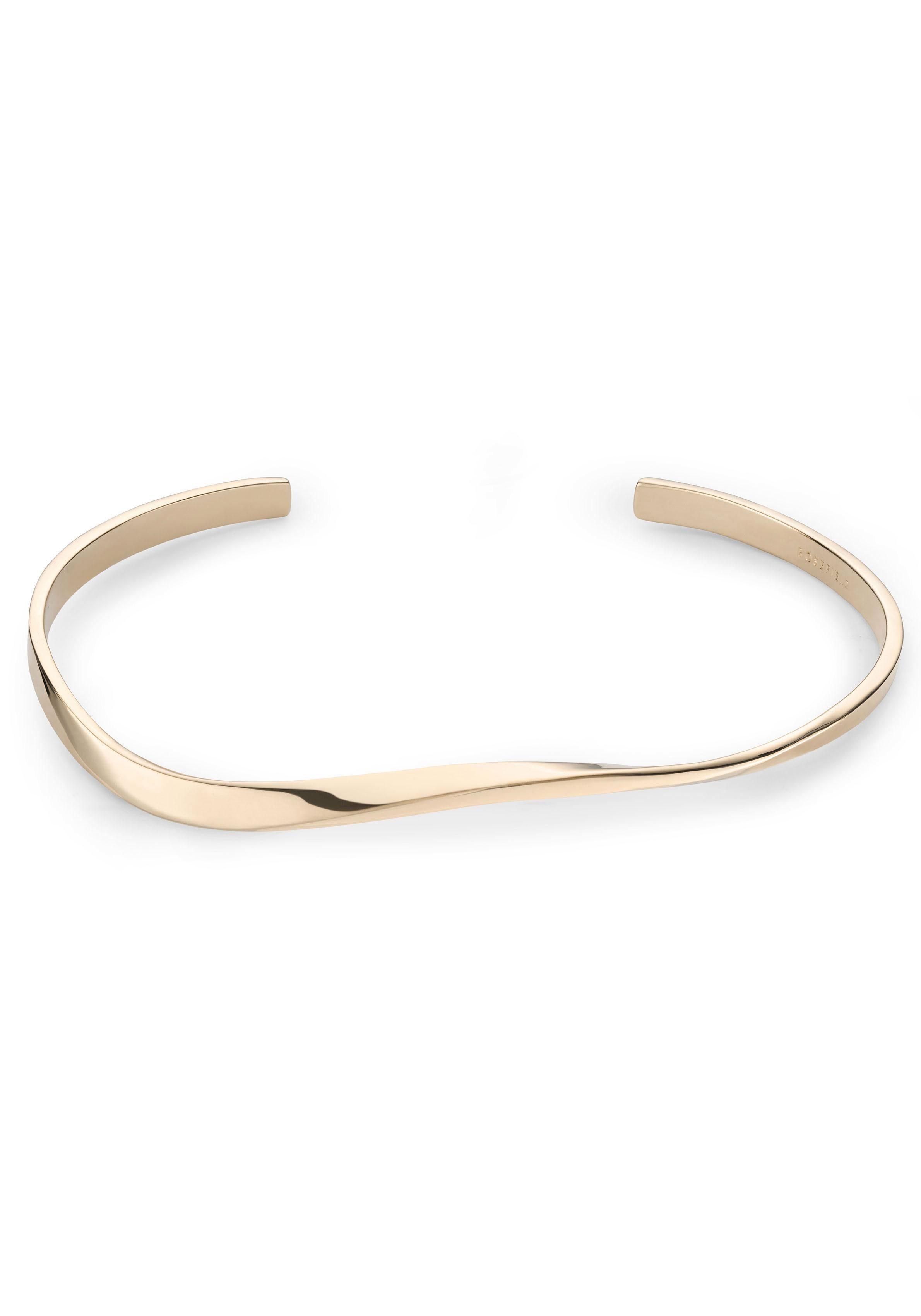 ROSEFIELD Armspange »Iggy Twisted bangle gold, JTWBG-J075«