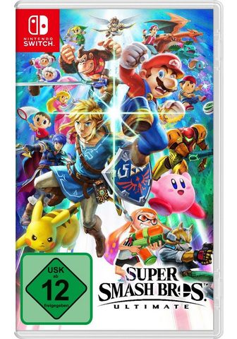 NINTENDO SWITCH Super Smash Bros. Ultimate Edition Nin...