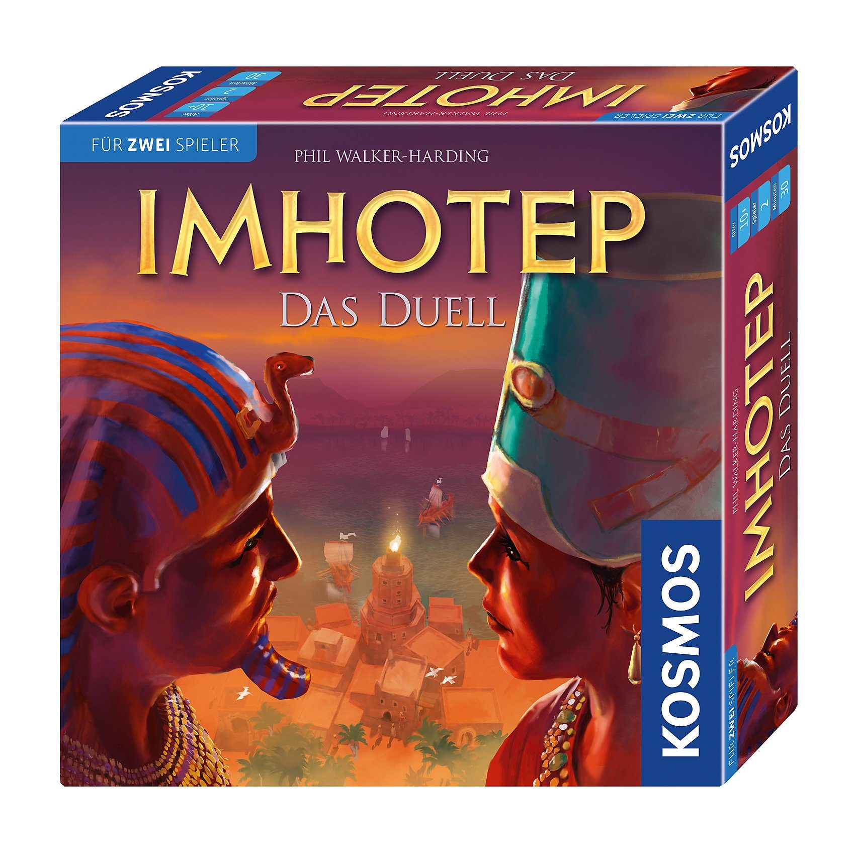 Kosmos Imhotep - Das Duell