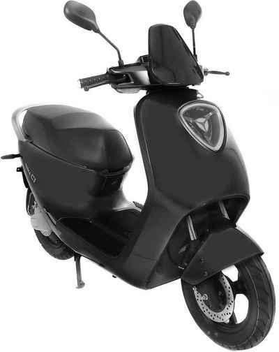 SXT Scooters E-Motorroller »yadea C1S«, 2200 W, 45 km/h
