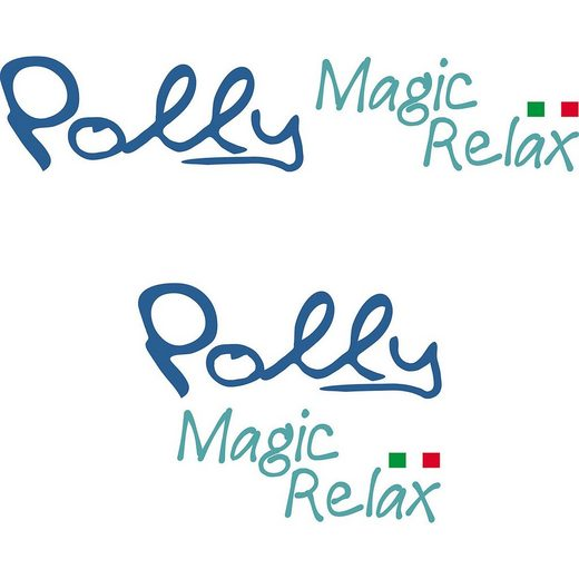 Chicco Hochstuhl Polly Magic Relax mit 4 Rollen  Graphite