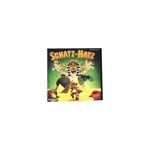 Asmodee Schatz-Hatz (Spiel)