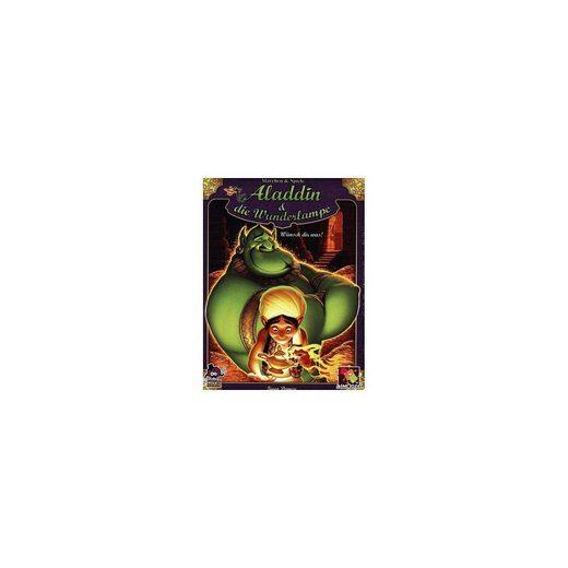 Asmodee Aladdin & die Wunderlampe (Spiel)
