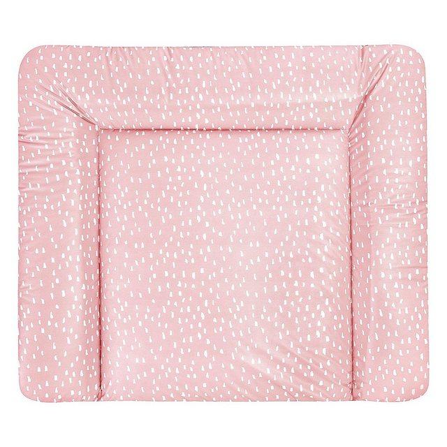 Wickelmöbel und Zubehör - Zöllner Wickelauflage Softy, Tiny Squares Blush, 75 x 85 cm  - Onlineshop OTTO