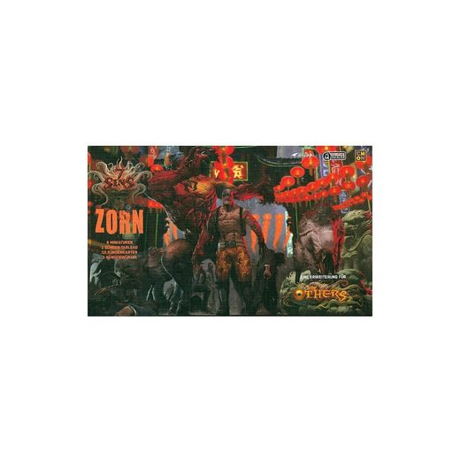 Asmodee The Others - Zorn (Spiel)