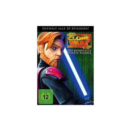 Warner Home Video DVD Star Wars The Clone Wars - Season 5