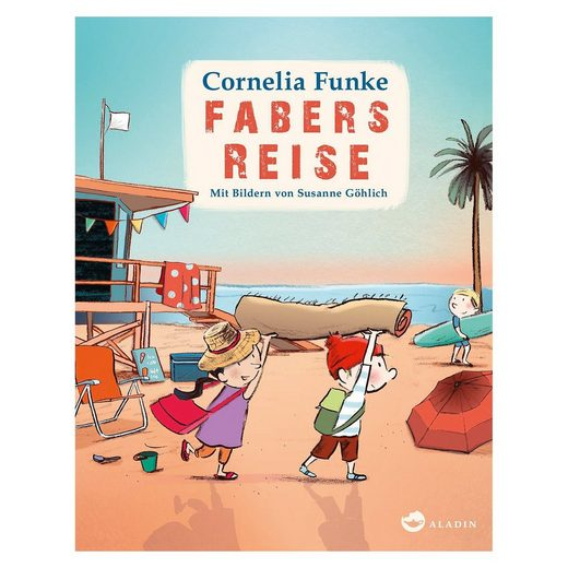 Carlsen Verlag Fabers Reise