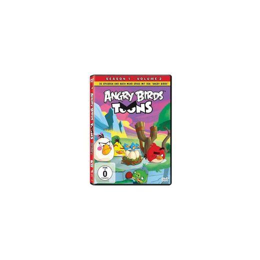 Sony DVD Angry Birds Toons - Season 1.2