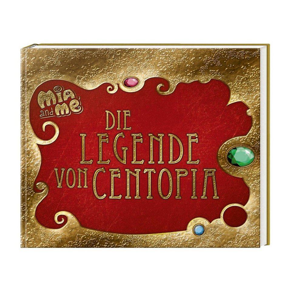 Egmont Mia and me: Die Legende von Centopia kaufen
