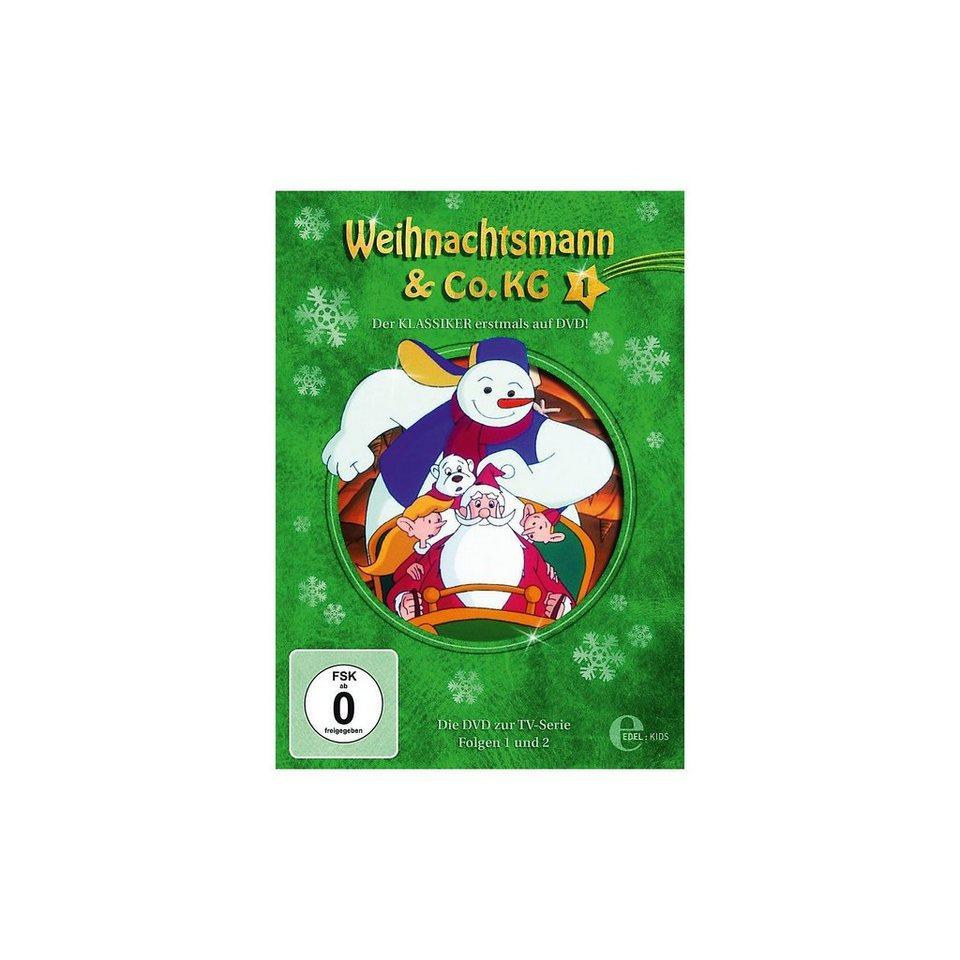 edel dvd weihnachtsmann co kg 1 dvd zur tv serie. Black Bedroom Furniture Sets. Home Design Ideas