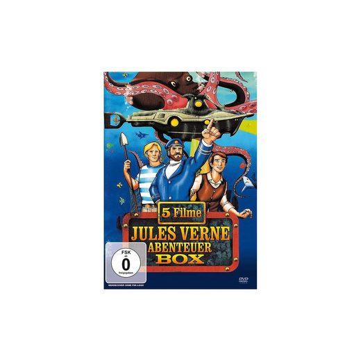 DVD Jules Verne Abenteuer Box