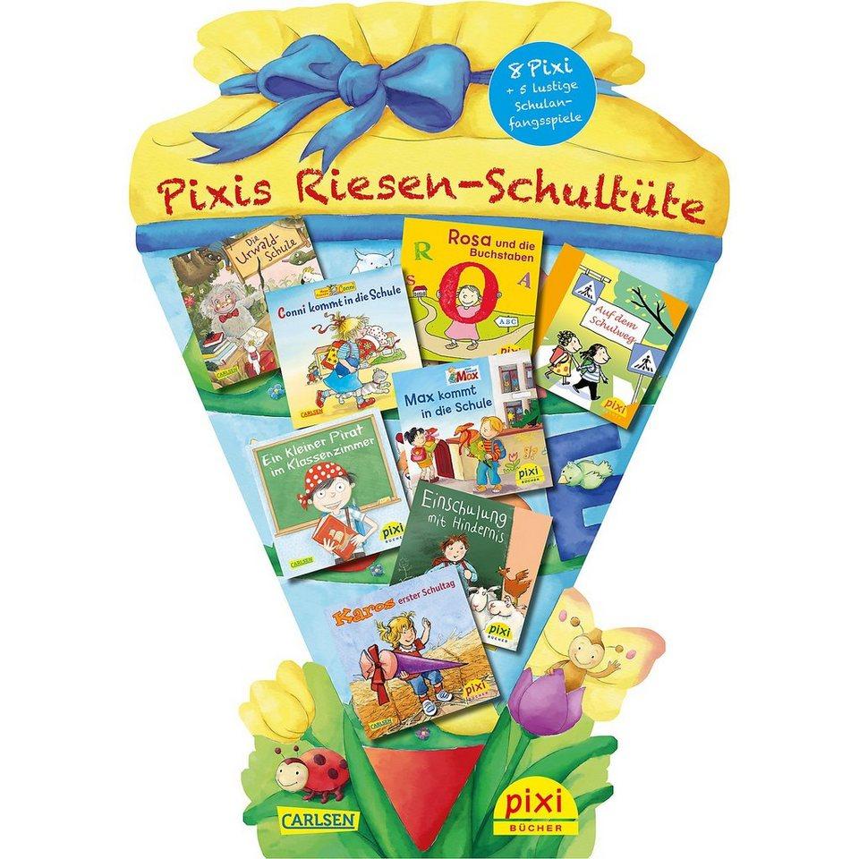 Carlsen Verlag Pixi Bücher: Pixis Riesen-Schultüte