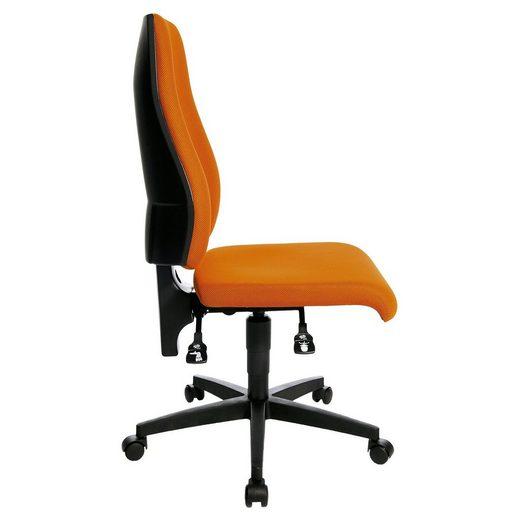 TOPSTAR Drehstuhl Trend Star, orange