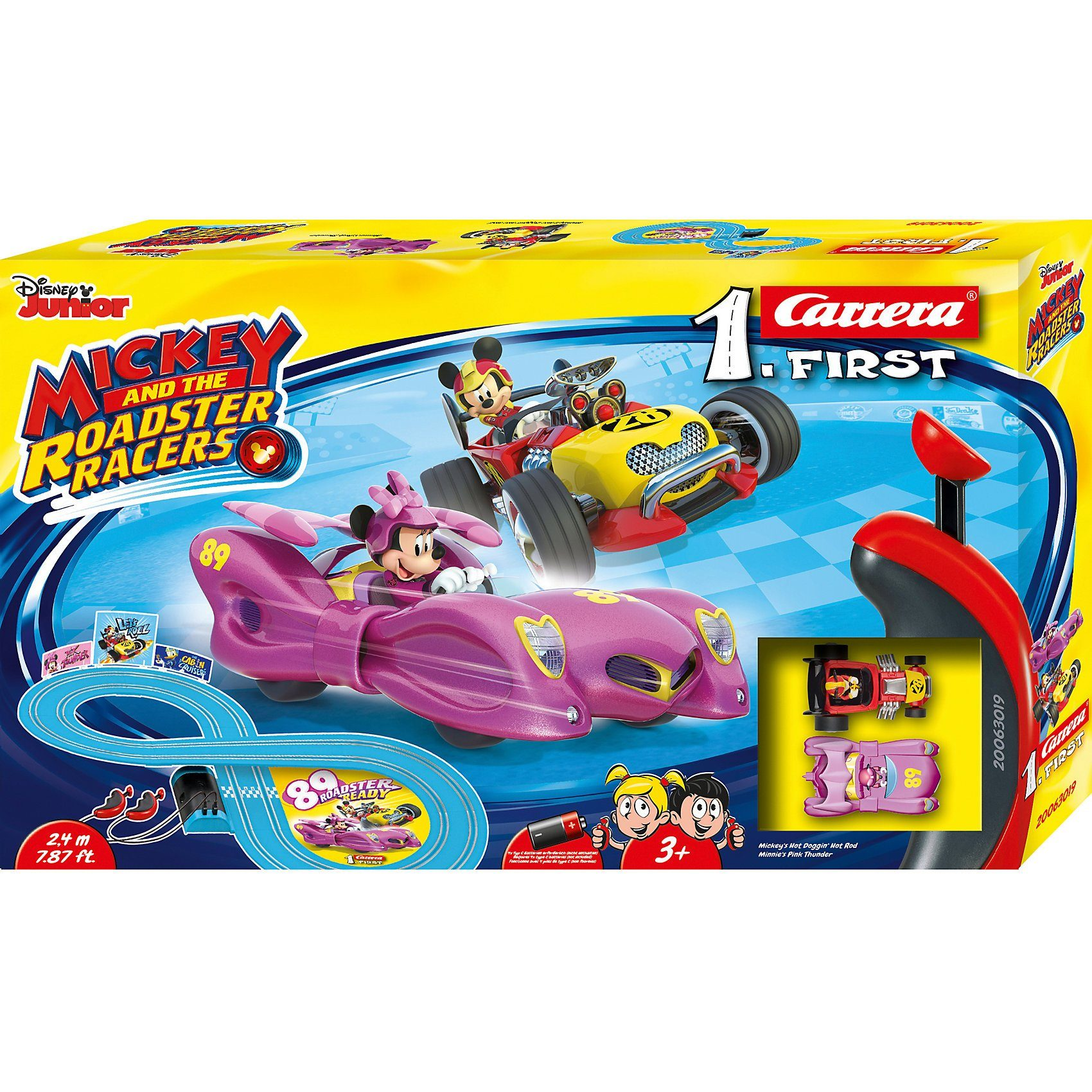 Carrera® First Mickey and the Roadster Racers - Minnie