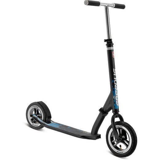 Puky Scooter Speedus TWO, schwarz-blau