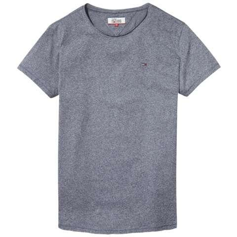 Tommy Jeans T-Shirt »TJM BASIC CN KNIT S/S 25«