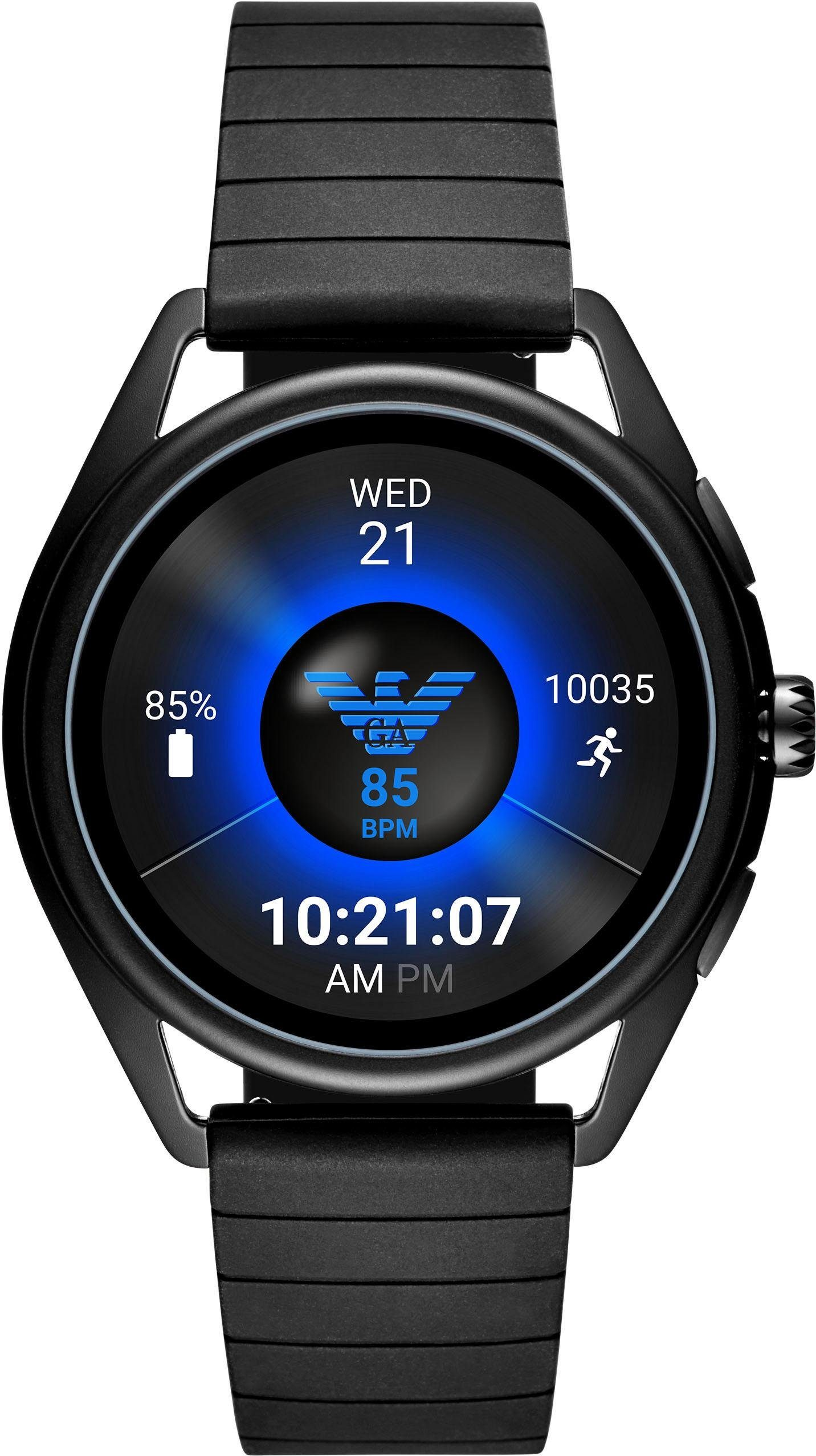 Art5017 ZollWear By Emporio Connected Smartwatch1 Armani Os 19 GoogleOnline KaufenOtto eE2IWD9YHb