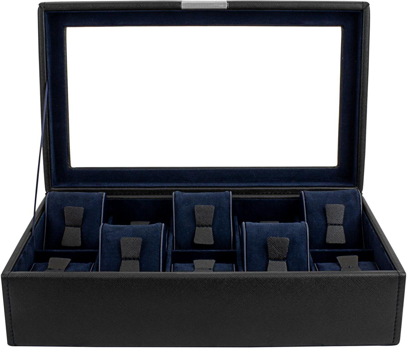 Friedrich23 Uhrenkasten »Bond, 20113-2«   Uhren > Uhrenboxen   Schwarz   Friedrich23