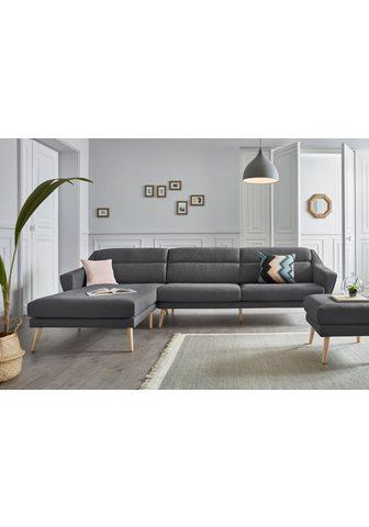 ANDAS Kampinė sofa »Bille«
