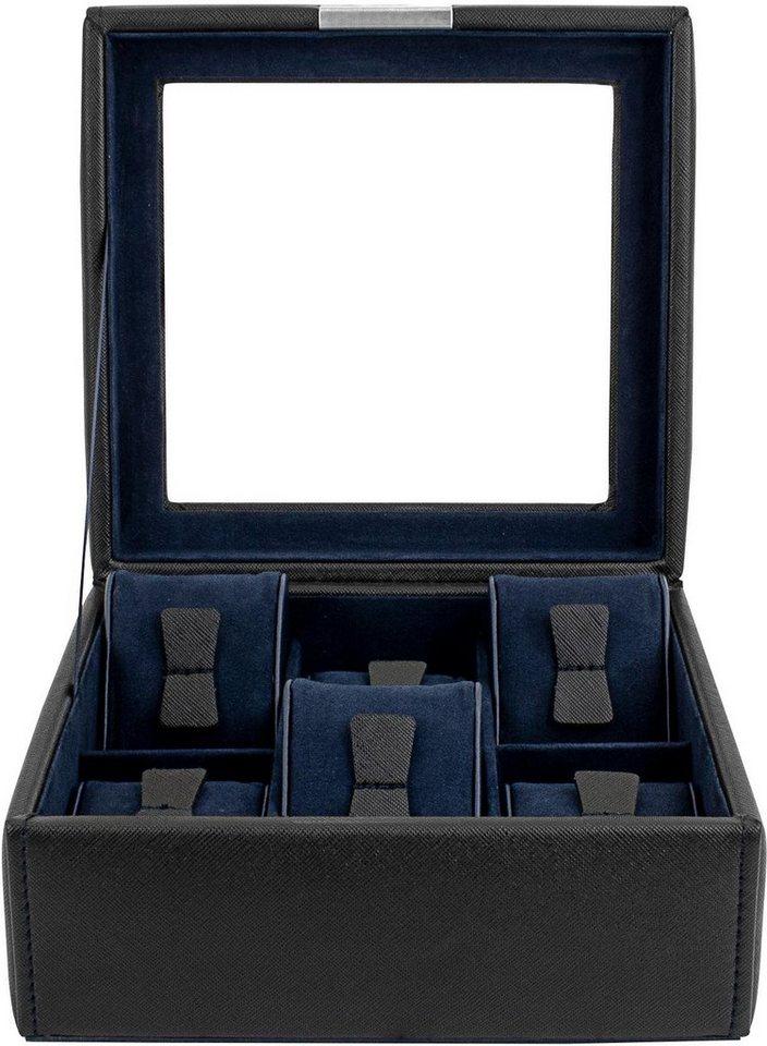 Friedrich23 Uhrenkasten »Bond, 20114-2« | Uhren > Uhrenboxen | Schwarz | Friedrich23