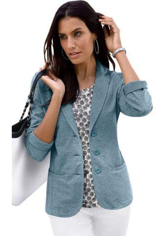 Classic пиджак трикотажный с Revers-Kr...