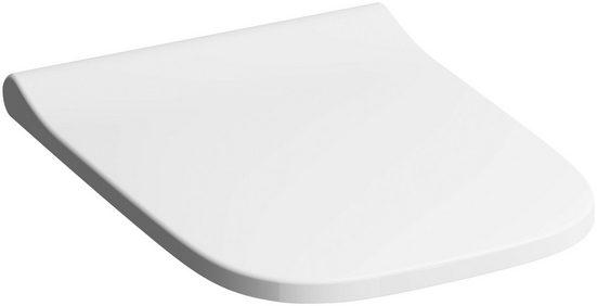 WC-Sitz »Smyle«, antibakteriell, mit Abenkautomatik