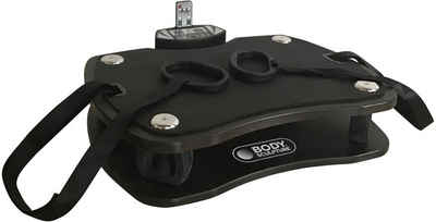 Body Sculpture Vibrationsplatte »Vibro Plate Premium«, 35 W, (mit Trainingsbändern)