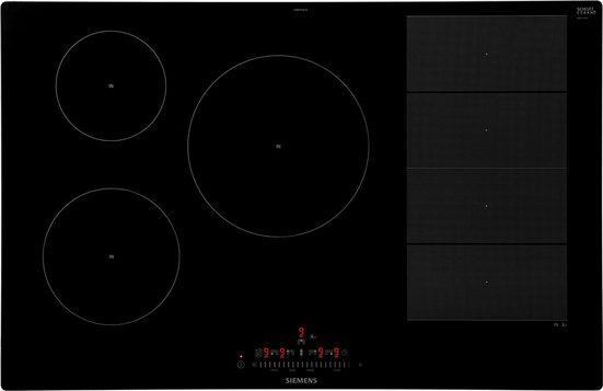 SIEMENS Flex-Induktions-Kochfeld von SCHOTT CERAN® iQ700 EX801FVC1E