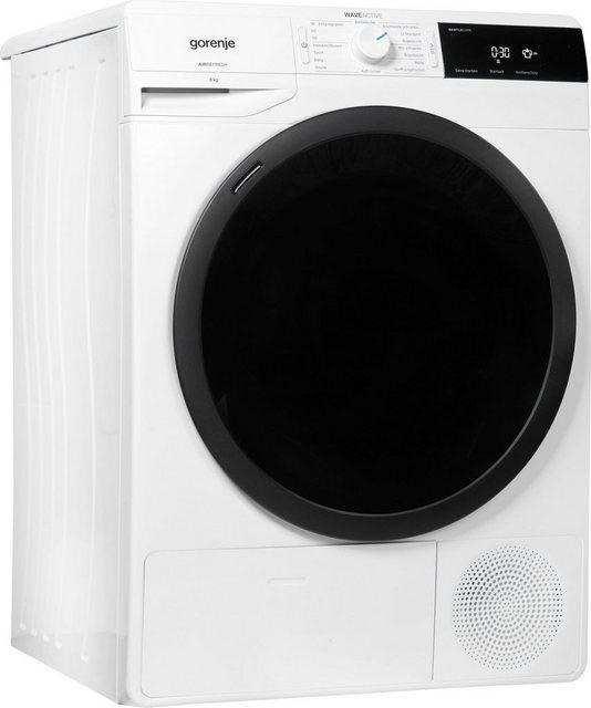 GORENJE Kondenstrockner WaveD E8B, 8 kg | Bad > Waschmaschinen und Trockner > Kondenstrockner | Gorenje