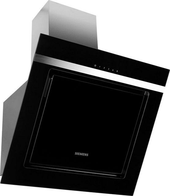 SIEMENS Kopffreihaube Serie iQ300 LC67KIM60