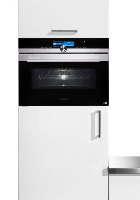 Küchengroßgeräte - SIEMENS Dampfbackofen CN678G4S6, mit Mikrowellenfunktion  - Onlineshop OTTO