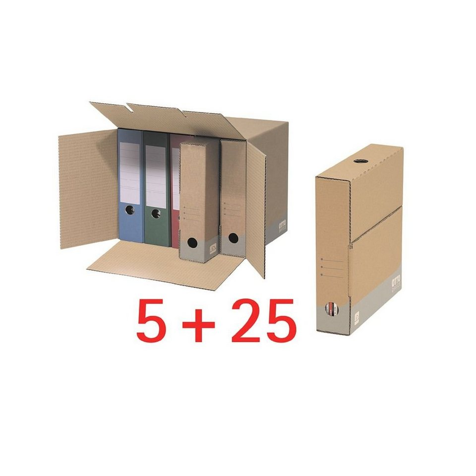 OTTO Office Budget Archivsystem-Set