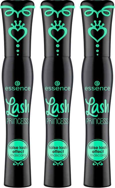Essence Mascara »Lash PRINCESS false lash effect«, 3er-Pack