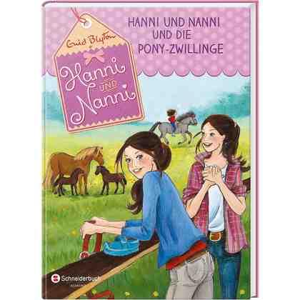Egmont Hanni und Nanni und die Pony-Zwillinge, Band 38