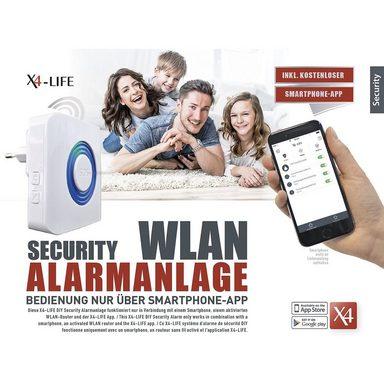 X4-Life Security Alarmanlage