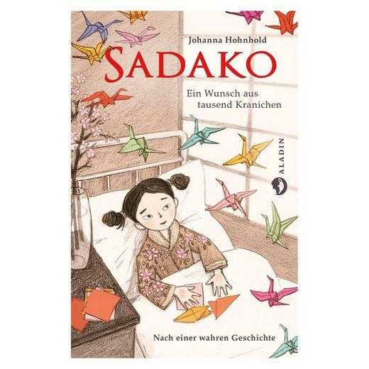 Carlsen Verlag Sadako: Ein Wunsch aus tausend Kranichen