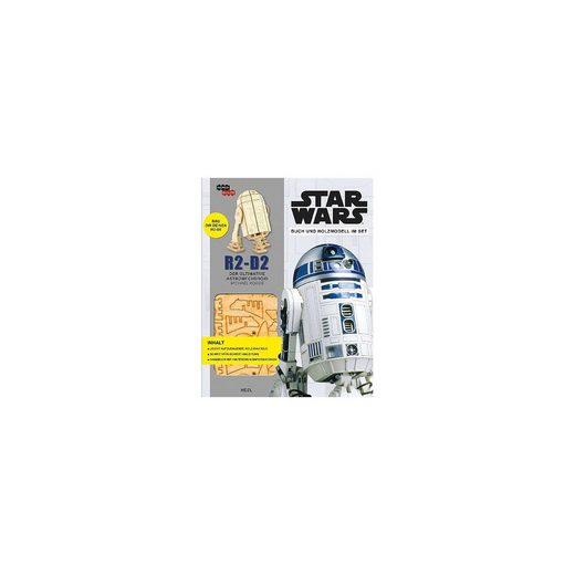 HEEL Verlag Incredibuilds: R2-D2, Set