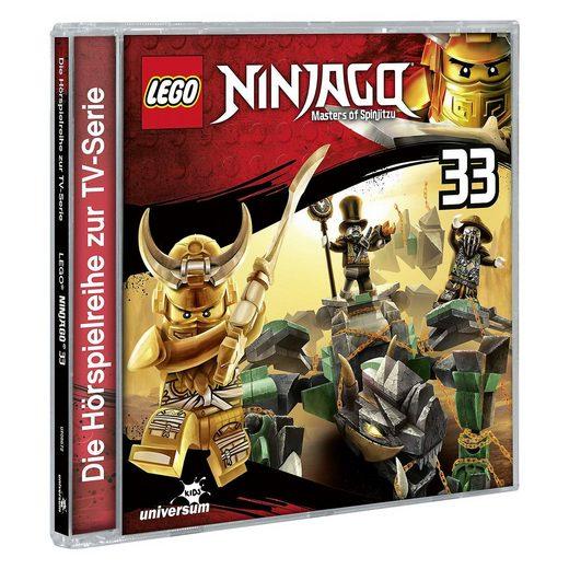 LEGO® CD Ninjago - Masters of Spinjitzu 33