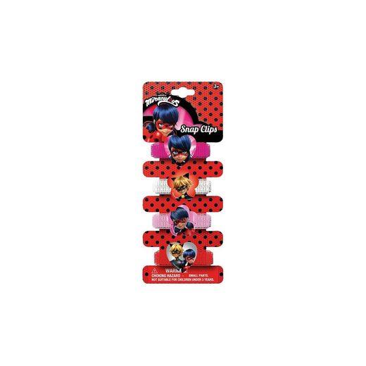 Joy Toy Miraculous Set: Zöpfchenhalter und Haarspangen