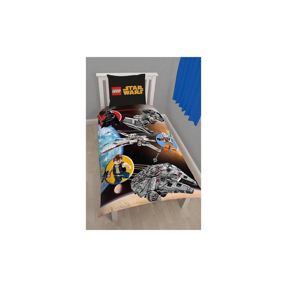 LEGO® Star Wars Space Bettwäsche, Altersempfehlung: ab 6 Jahren. online  kaufen | OTTO