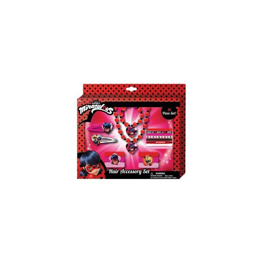 Joy Toy Miracolous Accessoires-Set 18 Stück in Geschenkverpackung 2
