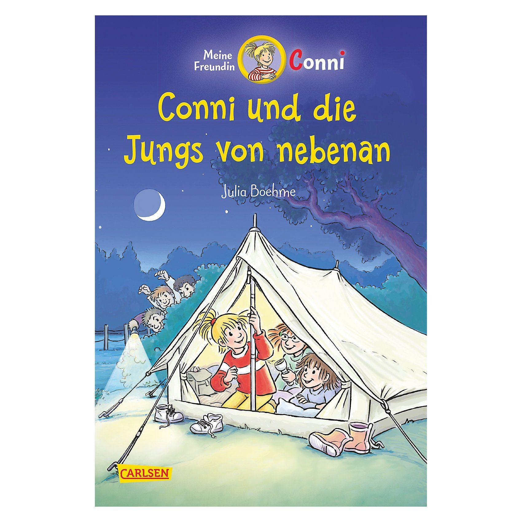 Carlsen Verlag Meine Freundin Conni: Conni und die Jungs von nebenan