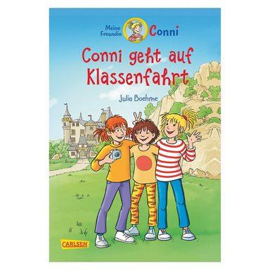 Carlsen Verlag Meine Freundin Conni: Conni geht auf Klassenfahrt