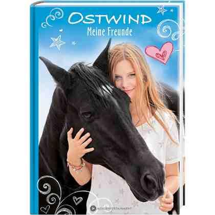 cbj + cbt Verlag Ostwind: Meine Freunde, Freundebuch