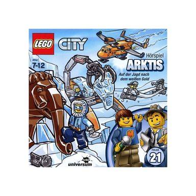 LEGO® CD City 21 - Arktis