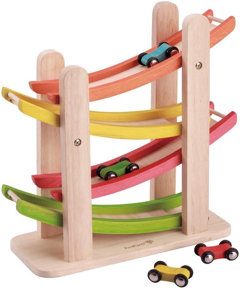 Auto - Rennbahn aus Holz, EverEarth® online kaufen