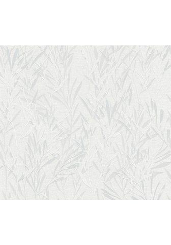 LIVING WALLS Tapetai »Flavour« gemustert floral raš...