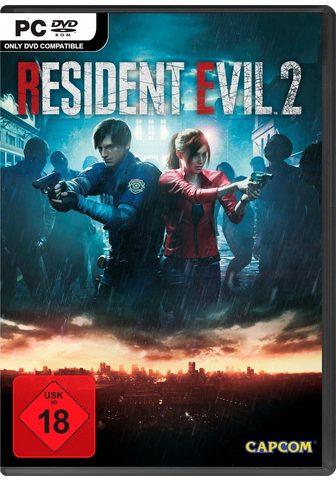 CAPCOM Resident Evil 2 PC
